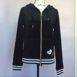 Betsey Johnson Performance HoodieNWT for sale